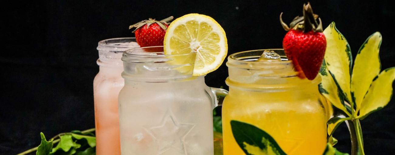 Getränke beim Intervallfasten